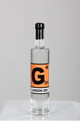 Klassicher Gin mit dominater Wachholderaromatik,