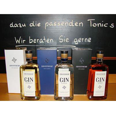 Gin Classic (Crisp and Complex)