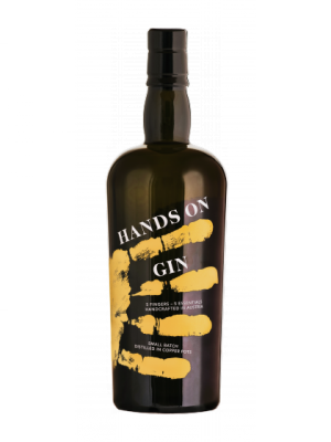 Styrian craft dry gin Hands on Gin