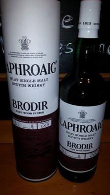Laphroaig Bordir