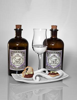 Monkey 47 Dry Gin. Aus dem Schwarzwald